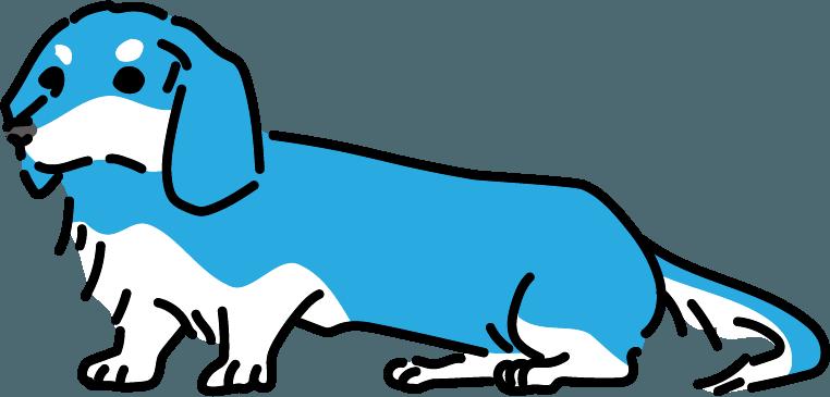 犬のイラスト-2