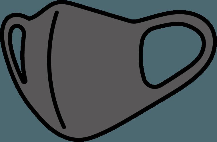 マスクのイラスト-2
