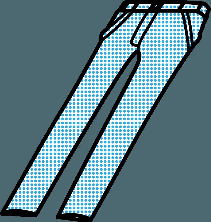 服のイラスト-2