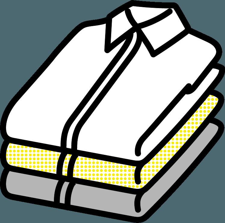 服のイラスト-3